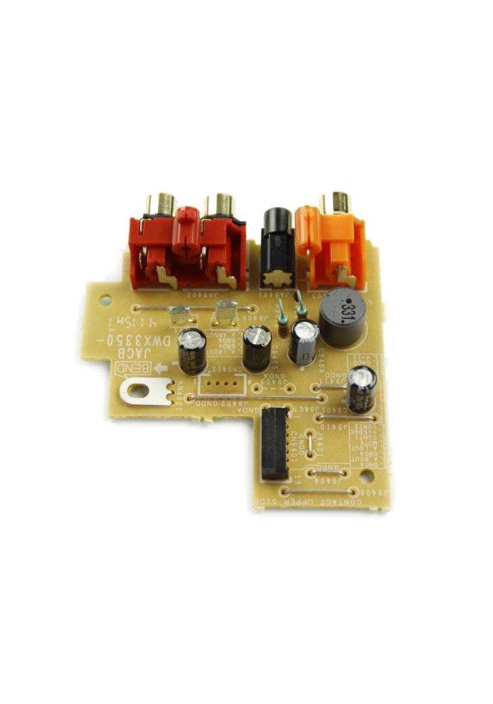 DWX3350 / Control print