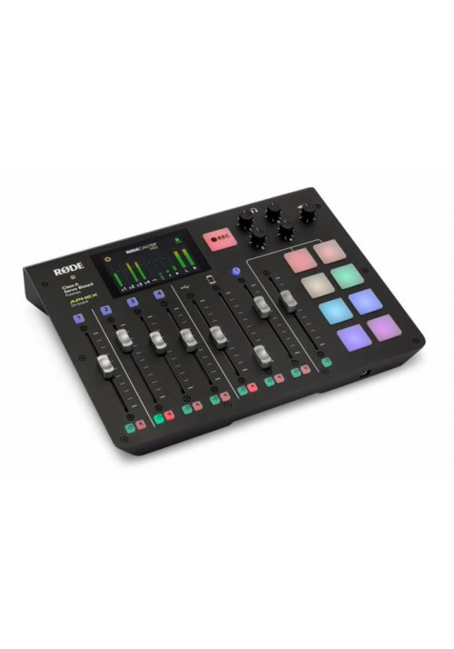 Røde Caster Pro podcaster mixer