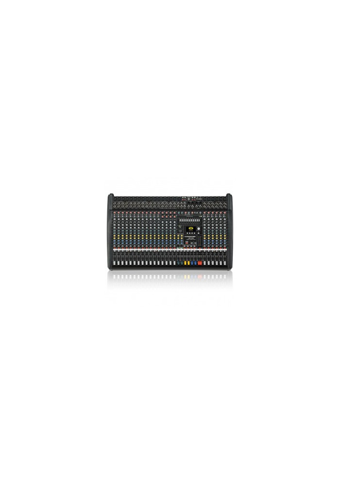 CMS22003 - CMS Compact Mixing System fra Dynacord, eller blot CMS er navnet på Dynacords serie af livemixere. Fælles for dem alle er at de byder på mange funktioner af høj kvalitet. Af funktioner kan blandt andet nævnes: 2 høj kvalitets effektmaskiner med 120 forsk