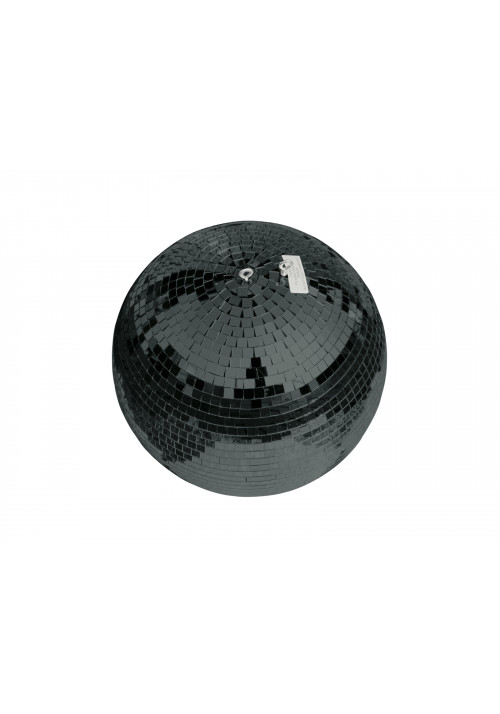 Mirror Ball 30cm black