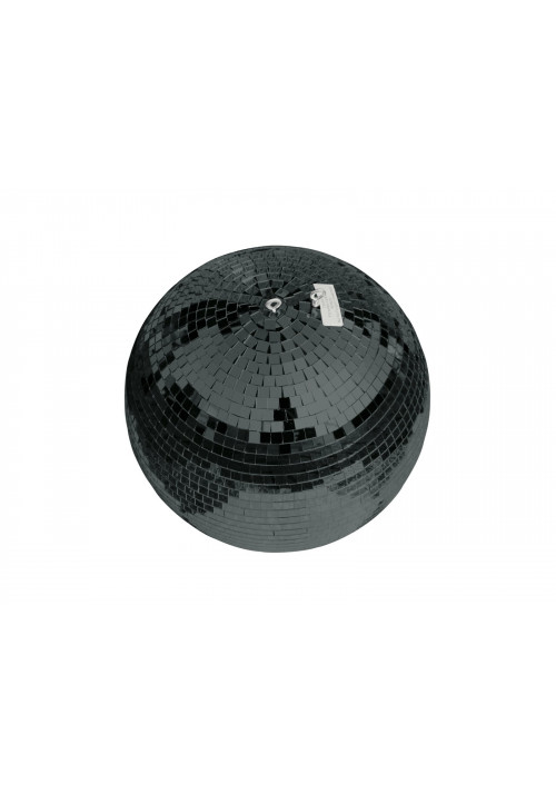 Mirror Ball 40cm black