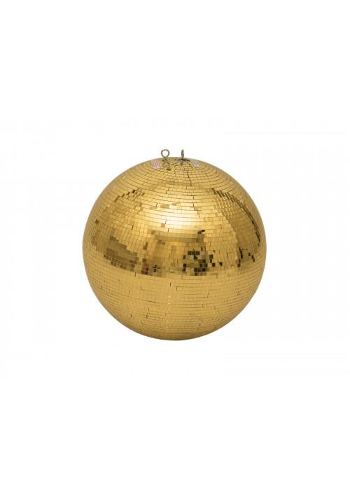 Mirror Ball 50cm gold