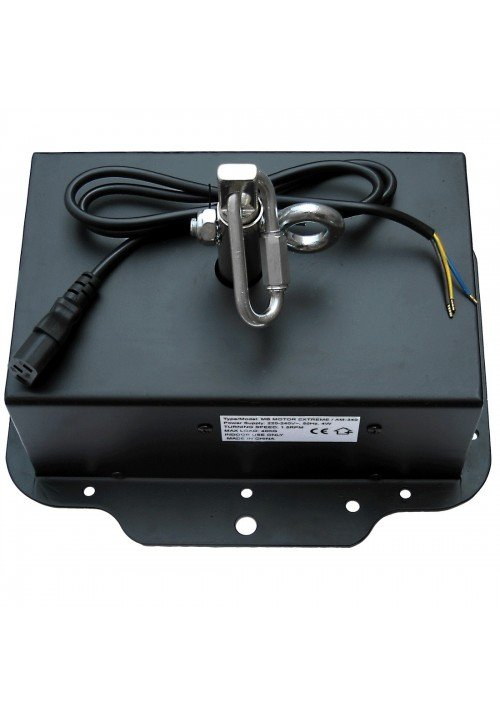 mirrorballmotor 1,5U/min (100cm/40kg)