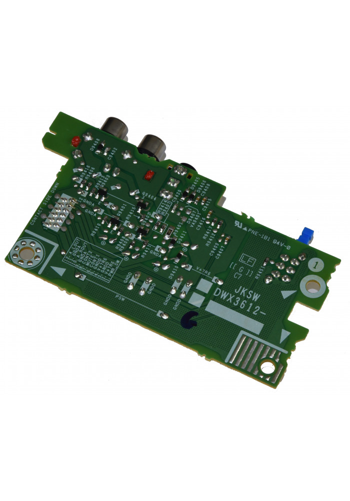 DWX3612 / Control Assy