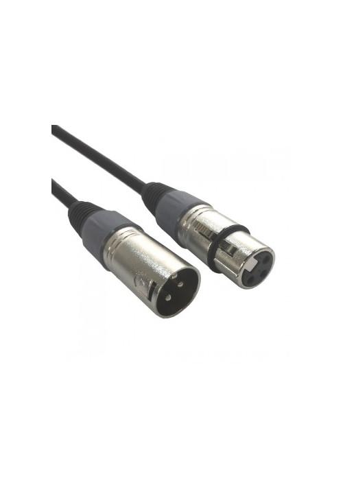 AC-XMXF/15 microphone cable XLR/XLR 15m