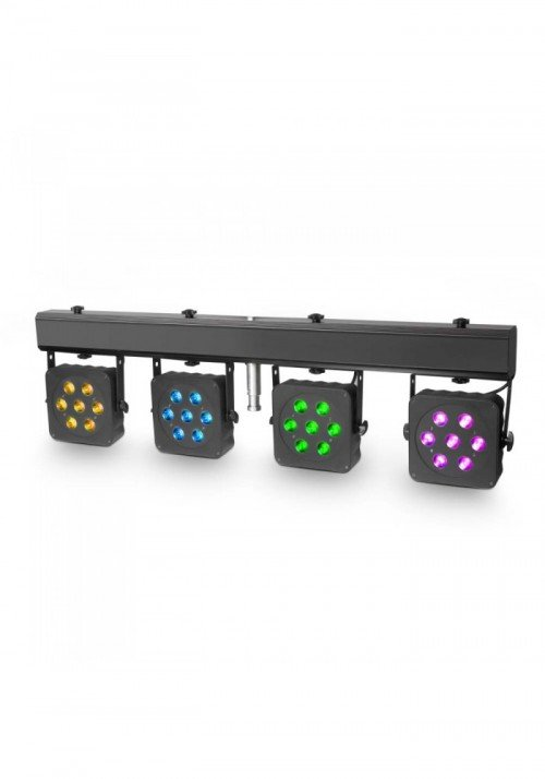 Multi PAR 2 - Compact 28 x 3 W tri colour LED ligh