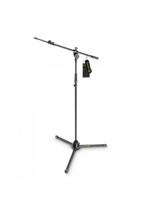 MS 4322 B - Microphone Stand with Folding Tripod B