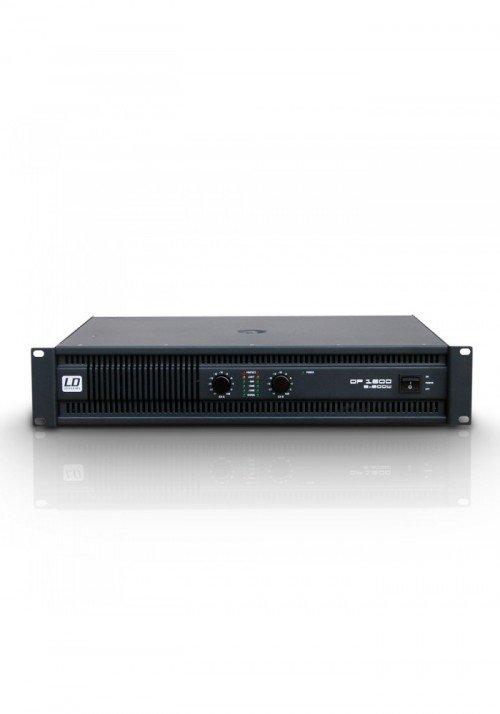 DEEP2 1600 - PA Power Amplifier 2 x 800 W 2 Ohms