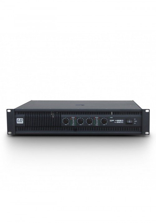 DEEP2 4950 - PA Power Amplifier 4 x 810 W 4 Ohms