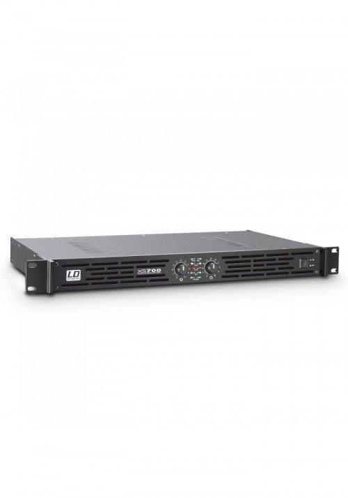 XS 700 - PA Power Amplifier Class D 2 x 350 W 4 Oh