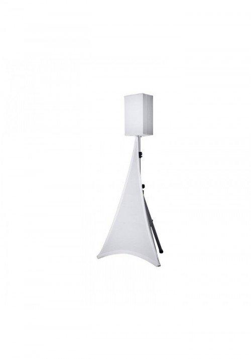 Stativ Cover Hvid 1 Side Pro 110cm - 220cm