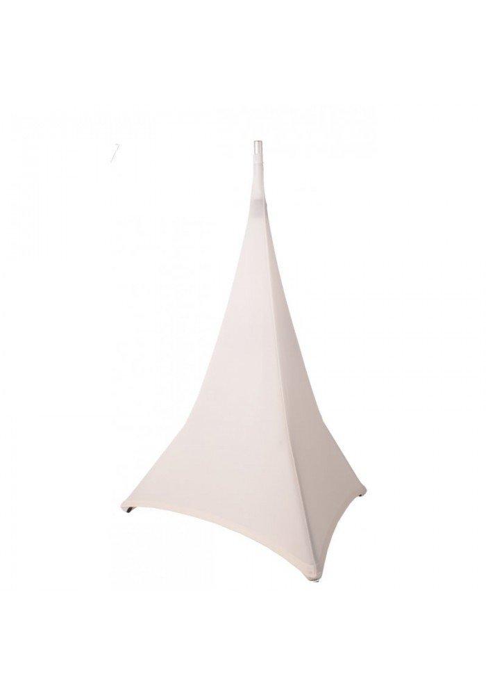 Stativ Cover Hvid 3 Sider Pro 110cm - 220cm