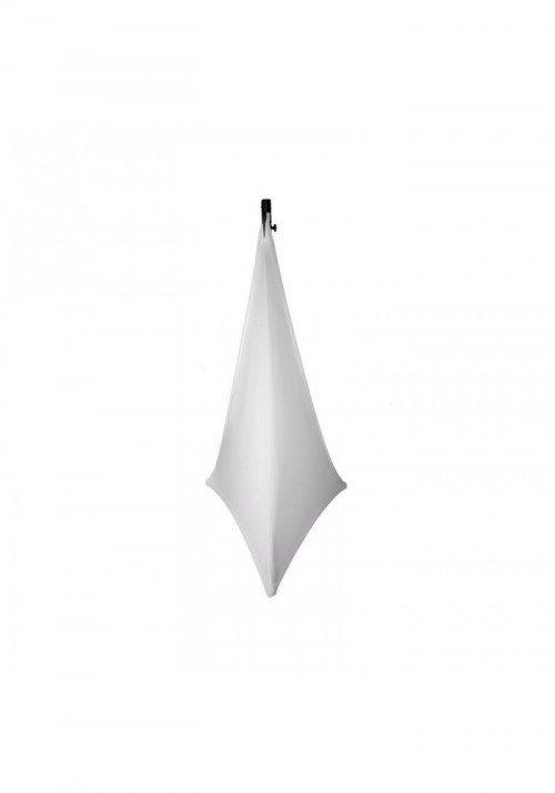 Stativ Cover Hvid 2 Sider Pro 160cm - 280cm