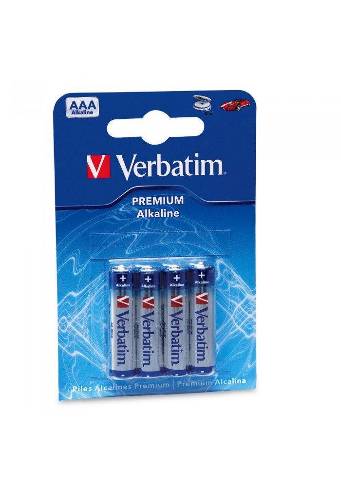 Batteri AAA Alkaline 4stk.