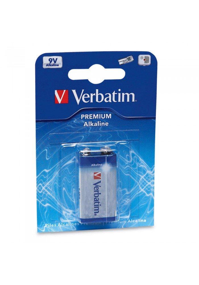 Batteri 9V Alkaline - Batteri 9V Alkaline