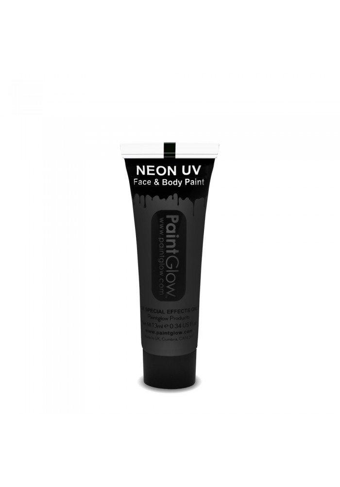 UV Krop- og ansigtsmaling sort