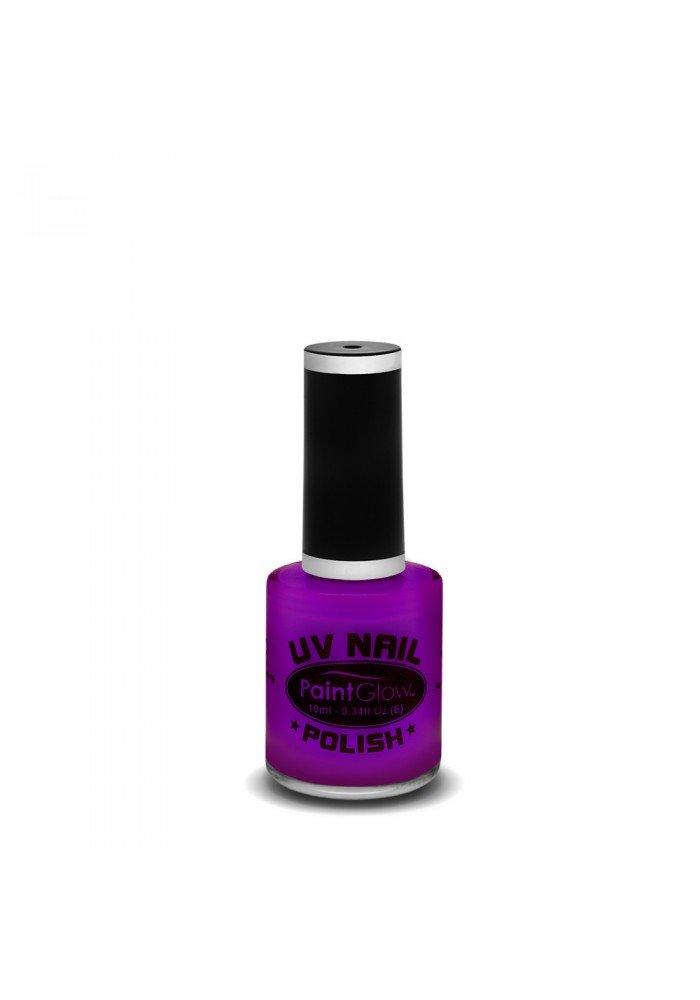 UV Neglelak violet