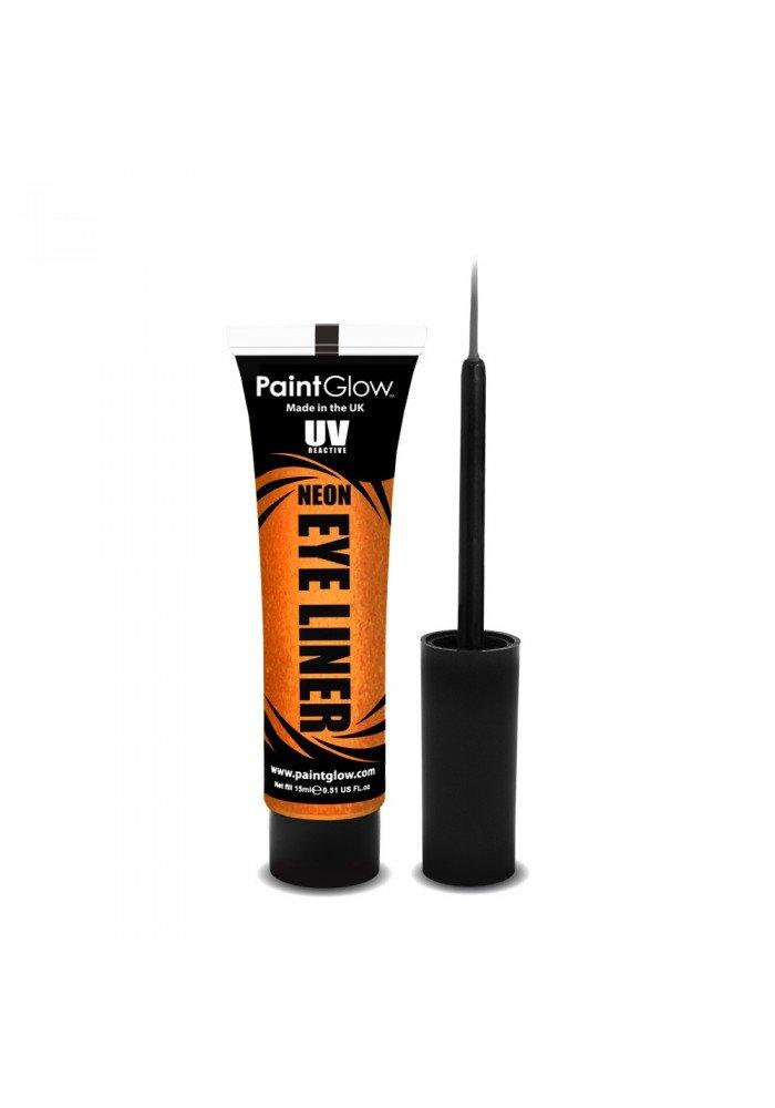 UV Eyeliner orange