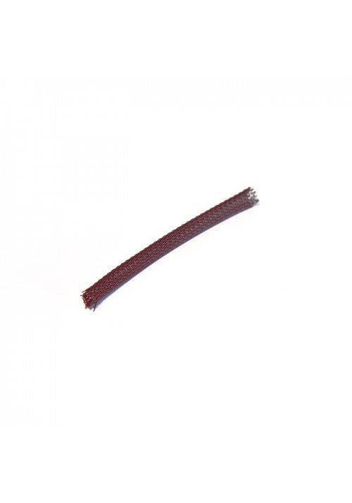 Kabelstrømpe 3mm Brun