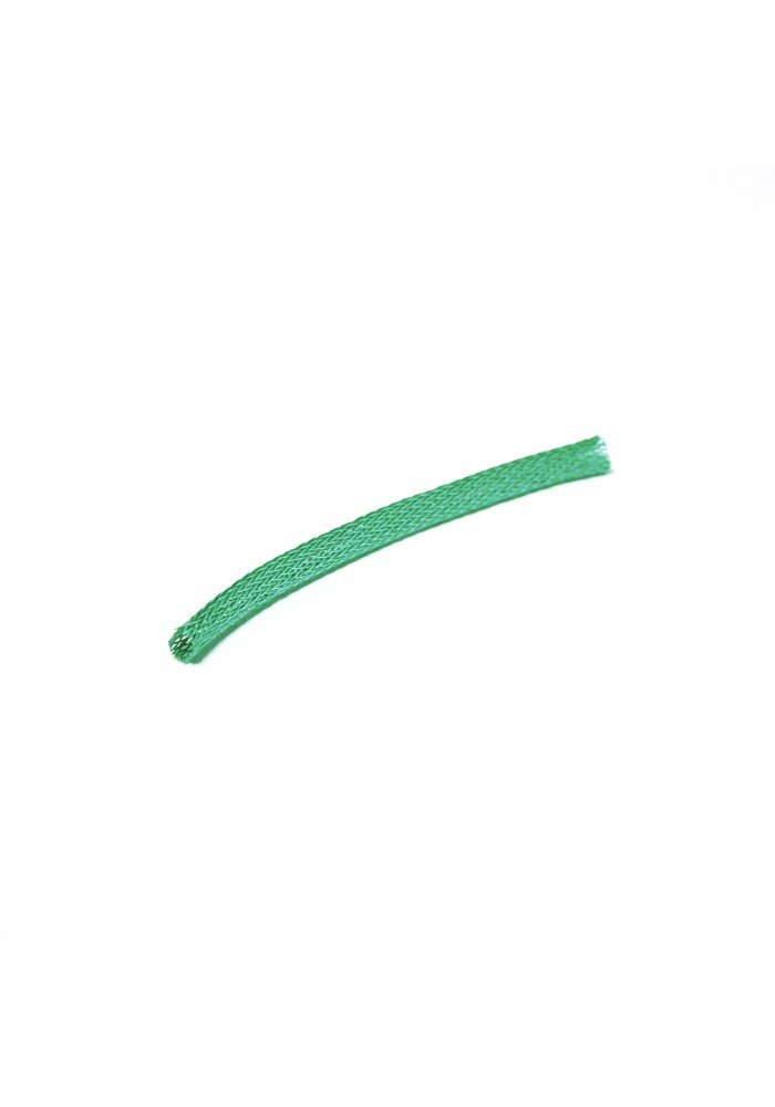 Kabelstrømpe 3mm Grøn