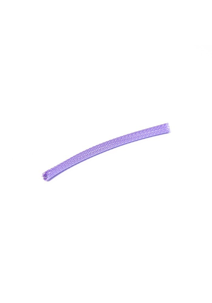 Kabelstrømpe 3mm Purple