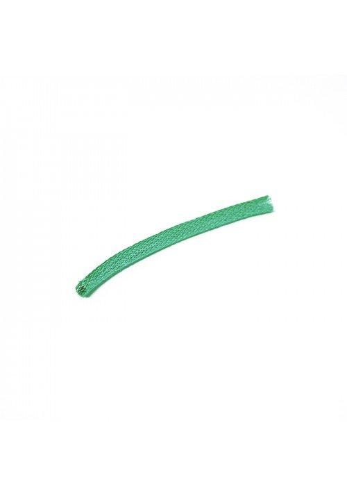 Kabelstrømpe 6mm Grøn