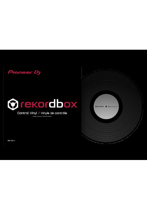 RekordBox Control Vinyl