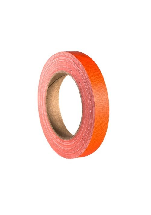 Gaffa Tape Neon Orange 19mm x 25m
