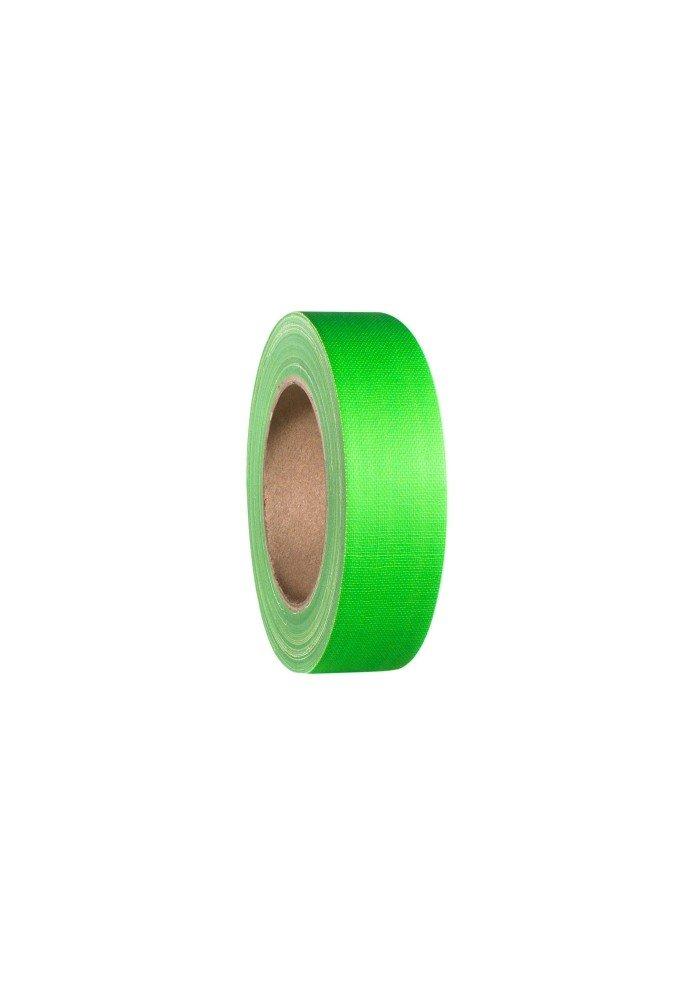 Gaffa Tape Neon Grøn 38mm x 25m