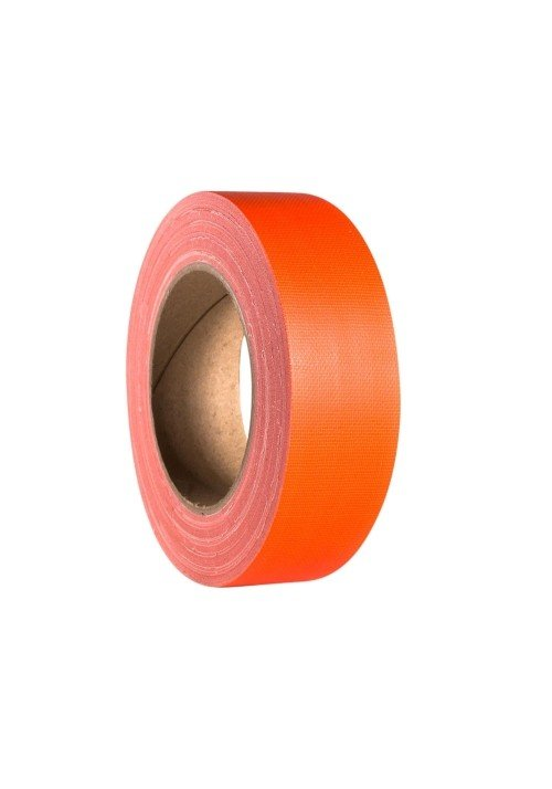 Gaffa Tape Neon Orange 38mm x 25m