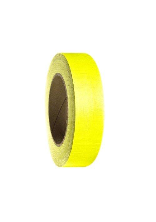 Gaffa Tape Neon Gul 38mm x 25m