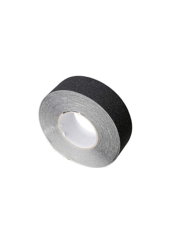 Skridsikker Tape Sort 50mm x 18m