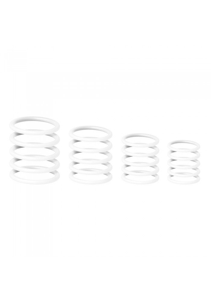 RP 5555 WHT 1 - Universal Gravity Ring Pack, Ghost