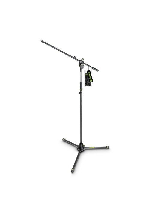 MS 4321 B - Microphone Stand with Folding Tripod B