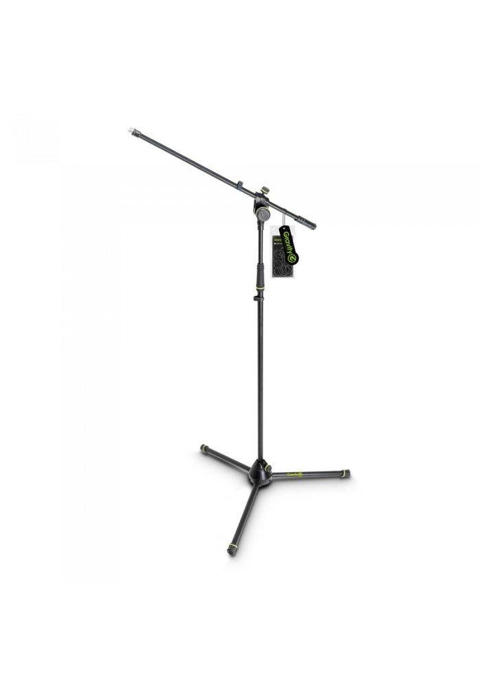 MS 4321 B - Microphone Stand with Folding Tripod B