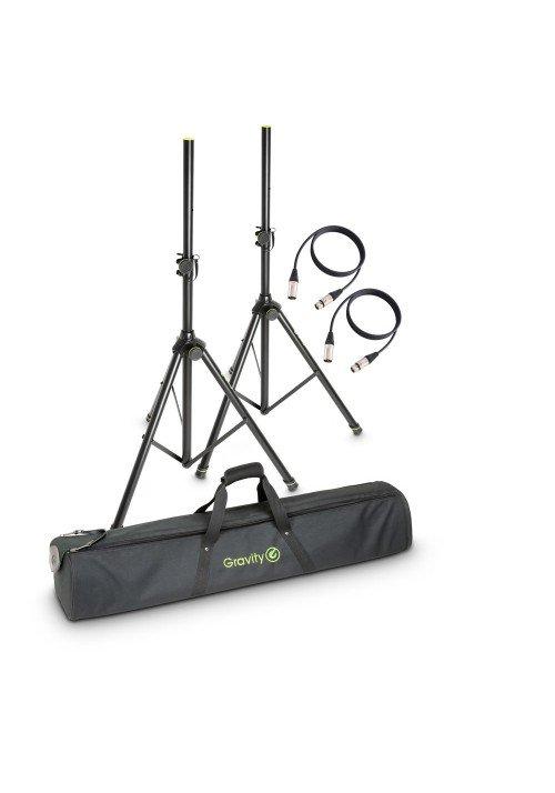 SS 5211 B SET 3 - Set of 2 Speaker Stands with Bag