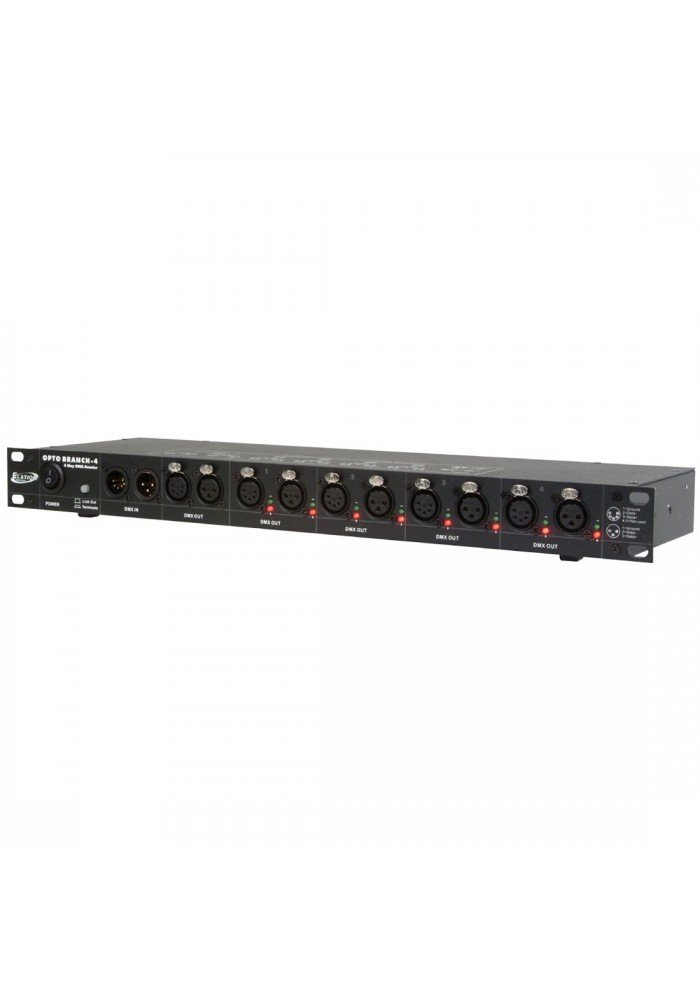 OPTO Branch 4 - DMX Splitter