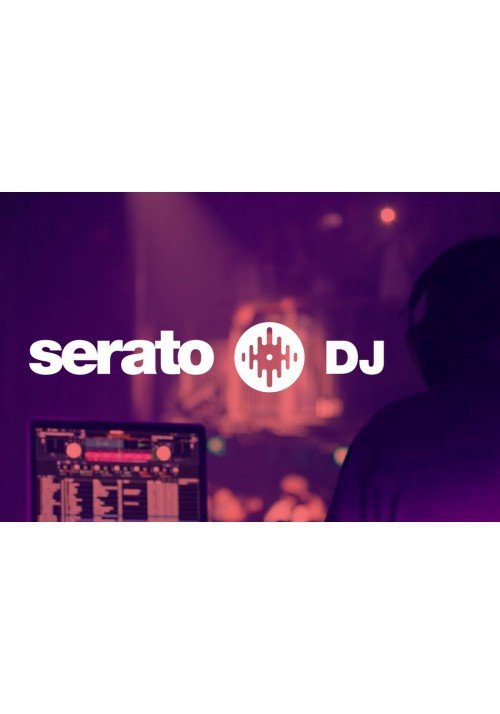 Serato DJ (Scratch Card)