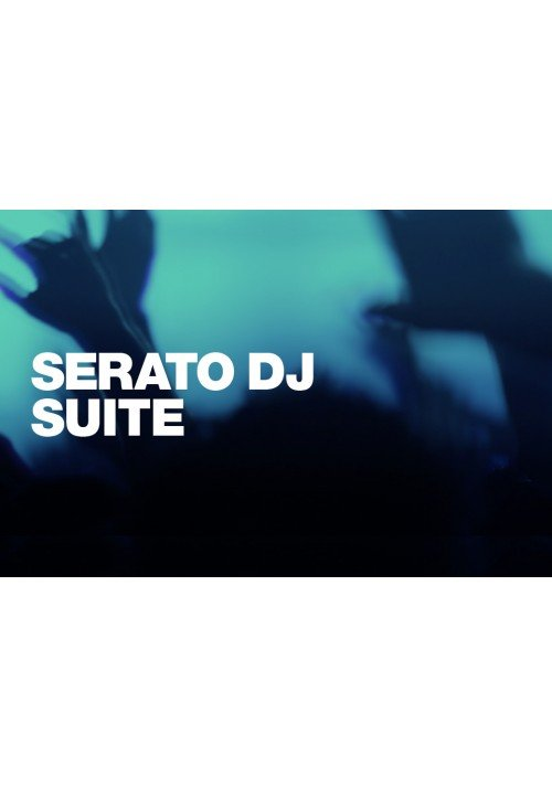 Serato DJ Suite (Scratch Card)