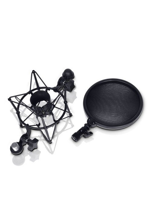 DSM 400 - Microphone Shock Mount with Pop Filter