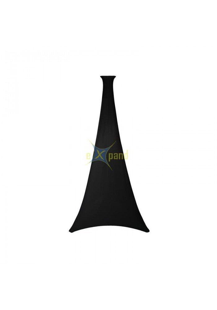 Stativ Cover Sort 3 Sider Pro 110cm - 220cm