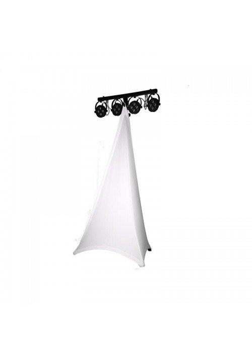 Stativ Cover Hvid 3 Sider Pro 160cm - 280cm