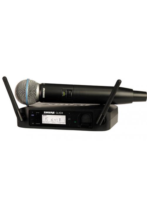 GLXD24E/B58 Handheld system