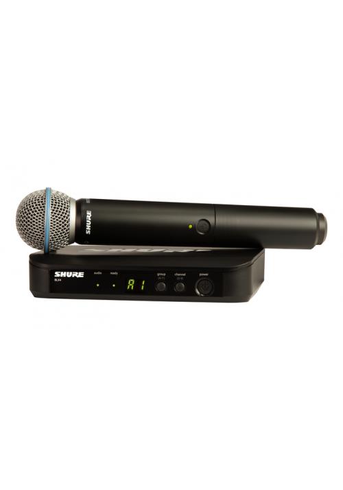 BLX24E/B58-S8 Vocal system