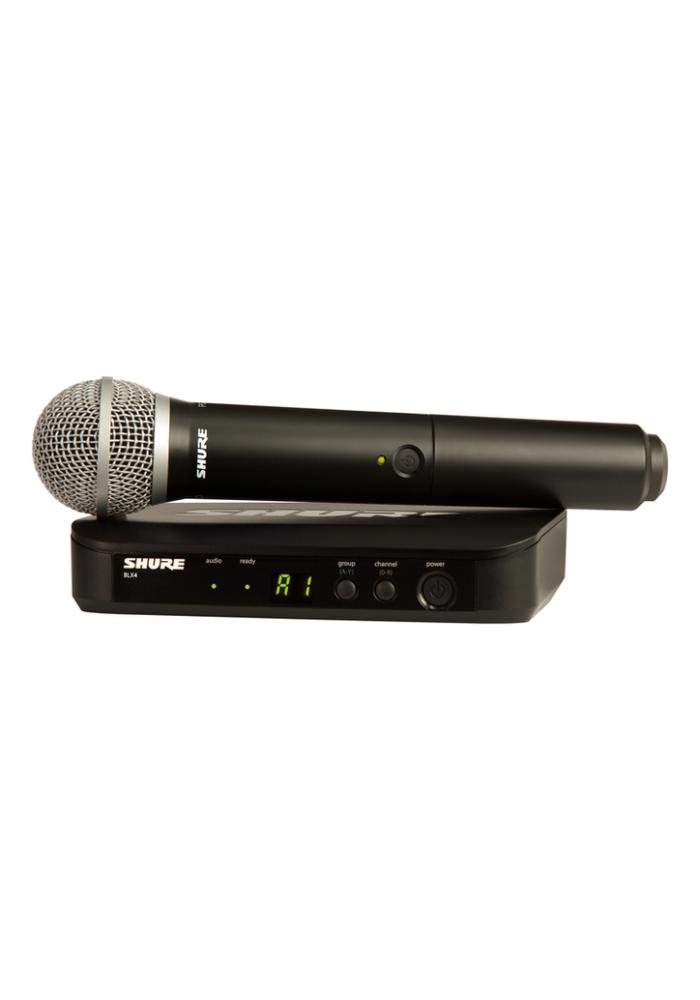 BLX24E/PG58-S8 Vocal system