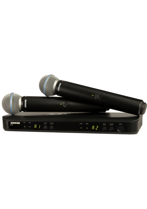 BLX288E/B58-S8 Dual Vocal sys