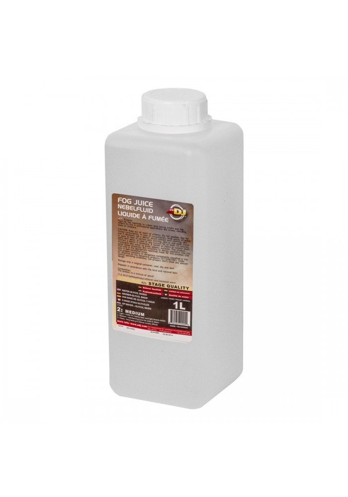 Fog juice 2 medium - 1 Liter