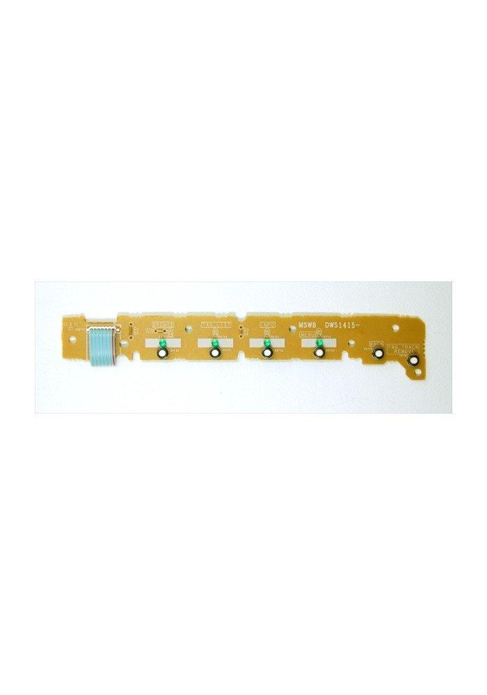 DWS1415 / Menu Print over LCD for CDJ-900
