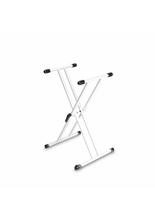 KSX 2 W - Keyboard Stand X-Form double white