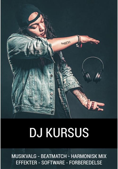 DJ Kursus Startpakke